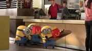 Minion Madness at McDonald's! Comm
