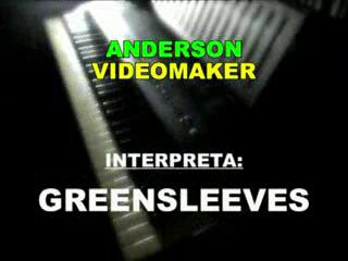 Greensleeves - Cover.
