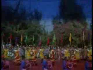 Tere Sang Jeena Tere Sang Marna - Romantic Song - Naach Uthe Sansaar