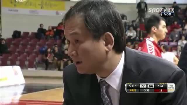 Bizarre incident in the world of Korean pro basketball