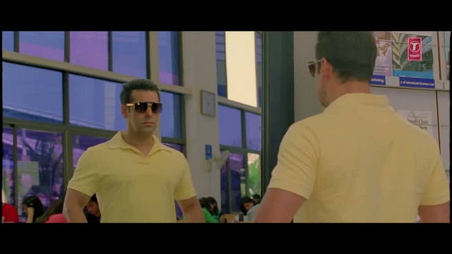 I love you Bodyguard feat. Salman khan, Kareena Kapoor