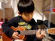 I'm Yours ukulele cute! haha!