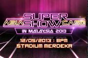2013 Asia Super Showcase in Malaysia - Shinhwa