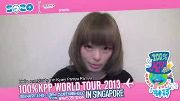 KPP World Tour in Singapore Video Message