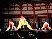 Japanese McDonalds Dancers