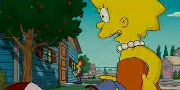 The simpsons movie clip