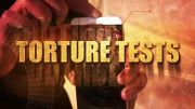HTC one tough torture test HD