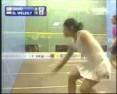 2012 Kuala Lumpur Open Squash Nicol David vs Weleily