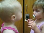 i can't kiss you right with that binky in your mouth
