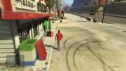 All The Cars In GTA V Try To Kill You