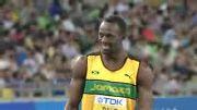 Usain Bolt Wins 200m in 19.40 seconds