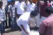 Lungi Fire Dance