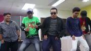 Malaysian Artist Psy Gentleman Parodi