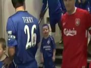 Steven Gerrard tricked by a kid