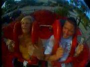 Funniest Slingshot Scream Florida
