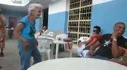 funny grandma dancer