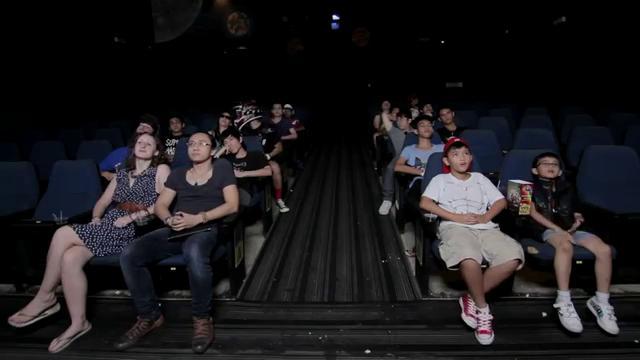 Harlem Shake Malaysia In Cinema