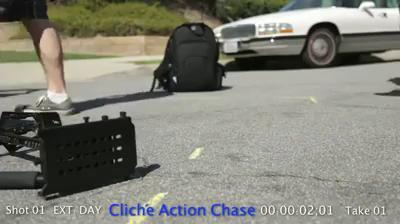 The Cliche RC Action Chase