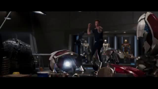 Iron Man 3 Kids Choice Award 2013 Teaser