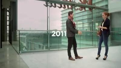View london 100 years style in 100 seconds