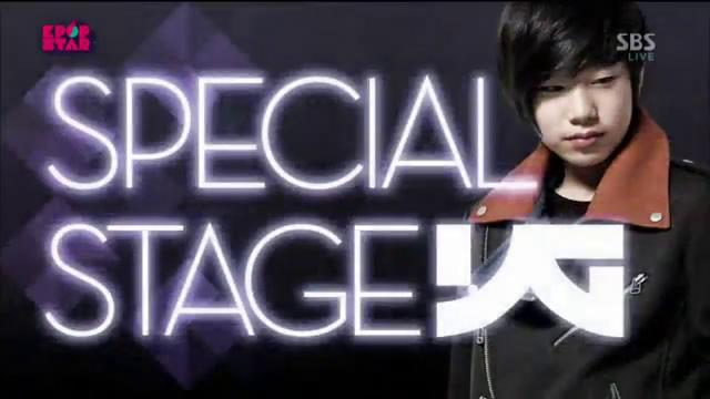 Kpop Star 2 - Bang YeDam with Taeyang - BAD BOY
