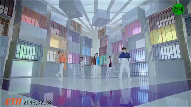 TEEN TOP - Miss Right MV