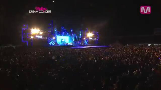 Hallyu Dream Concert -BTOB - WOW