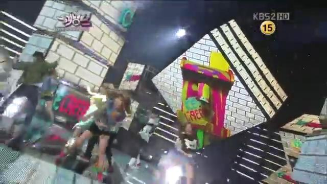 HyunA - Ice Cream HD Live