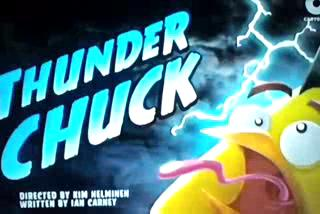 Angry Birds Toons: Thunder Chuck Episode 12