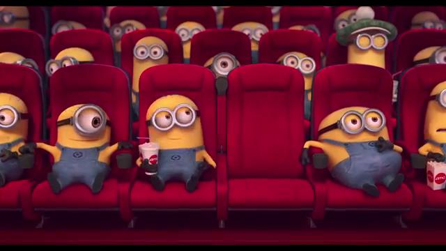 AMC Policy Spot - Minions vs. Evil Minio