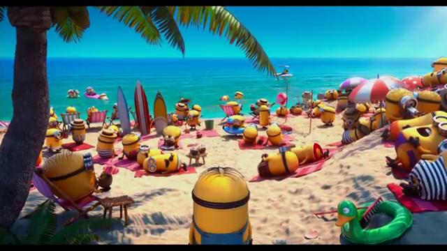 DESPICABLE ME 2 Official 30 TV Spot #1