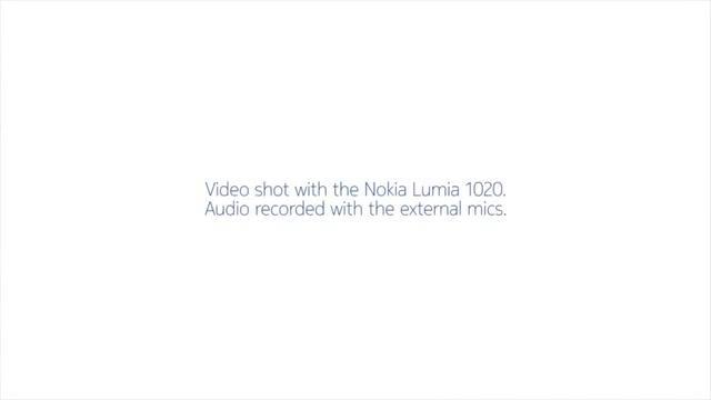 Nokia Lumia 1020 - Camera Hands-on