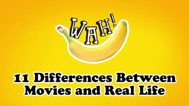 Real Life VS Movie