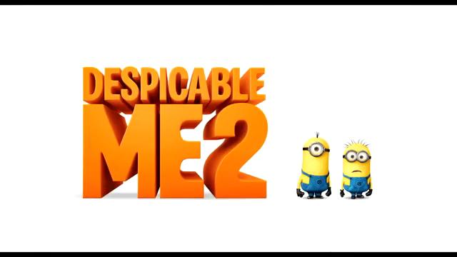 Despicable Me 2 - Official Trailer #2 2012 Steve Carell, Al Pacino Animated Movie HD