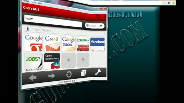 How to download youtube video using opera mini
