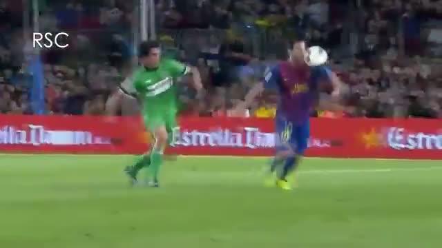 Crazy Messi