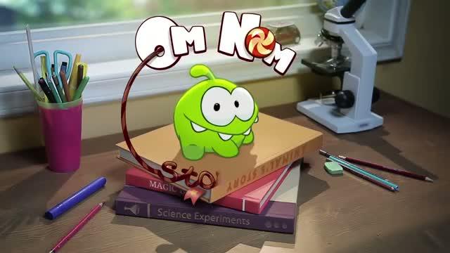 Om Nom Stories- Strange Delivery Episode 1, Cut the Rope