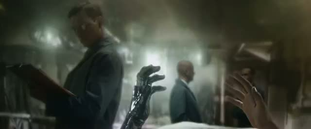 Captain America: The Winter Soldier Super Bowl Trailer 2014