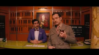 The Grand Budapest Hotel Official Trailer #2 HD Wes Anderson