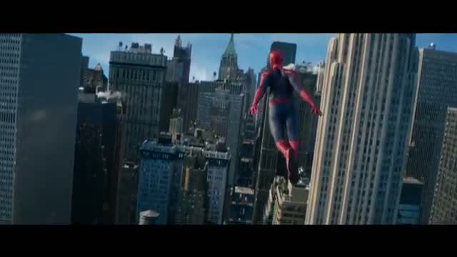 THE AMAZING SPIDER-MAN 2 - Official Final Trailer 2014