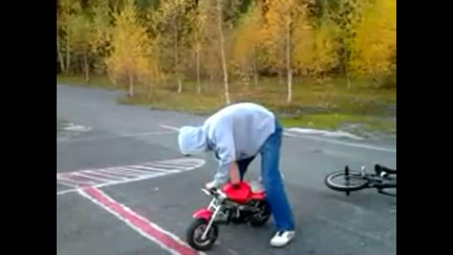 Funny Bike Fails