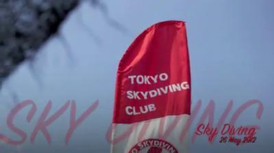 Sky Diving- Japan
