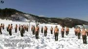 Sub-Zero South Korean Army Training