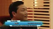 Psy - Press Conference for Social Star Awards in SG Part 1