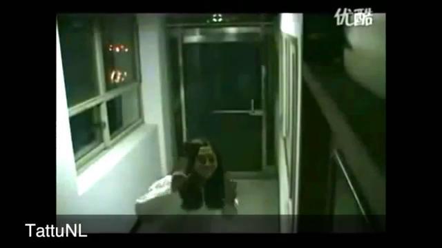 Scary korean girl ghost prank