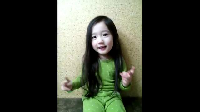 Cute Korean Kid Gwiyomi