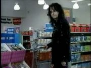 Alice Cooper Staples commercial