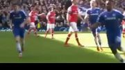 Chelsea vs Arsenal 6-0 2014