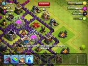 Clash of Clans Attack Lvl 86 Town Hall 9
