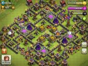Clash of Clans BIGGEST FAIL EVER Black Hole Base